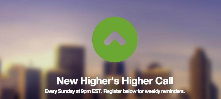[Free Webinars] September's Higher Call Events