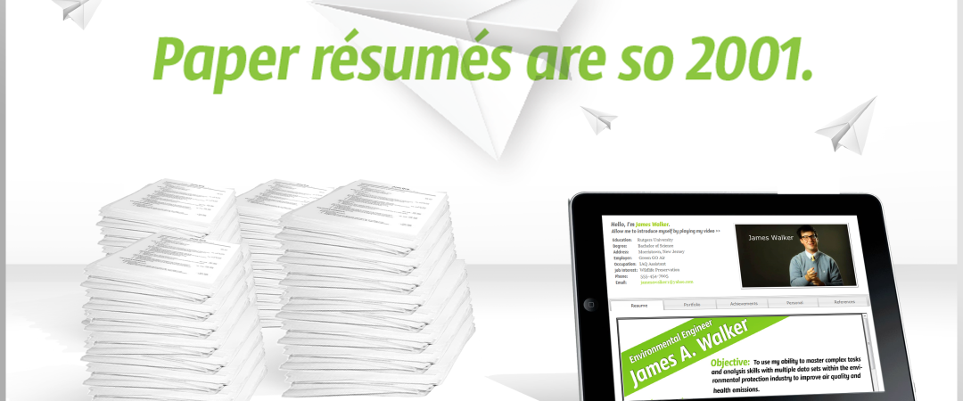 3 Reasons to Use a Multimedia Resume
