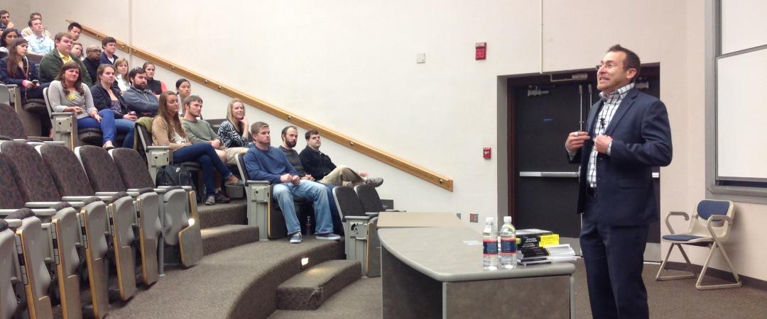 Auburn University Welcomes Joshua Waldman