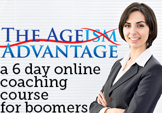 The Age Advantage 6 day course