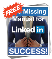 Missing Manual to LinkedIn Success