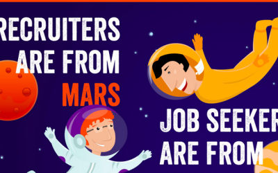 What Recruiters Say and Job Seekers Hear [INFOGRAPHIC]