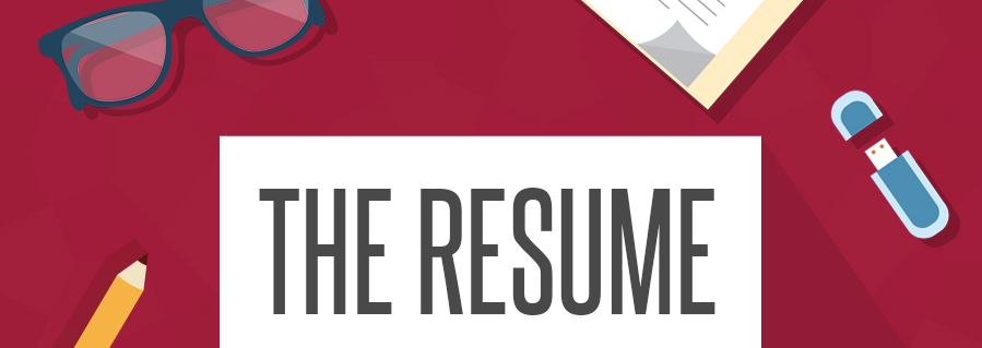 The Resume – But Not as We Know It